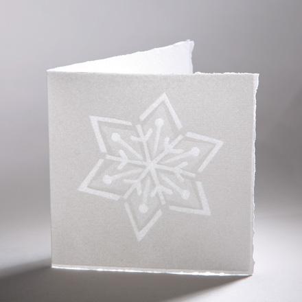 Neliökortti / Lumivalkoinen-0