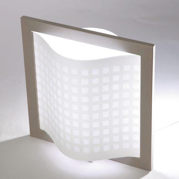 Valaisin / Ikkuna - Harmaa-0