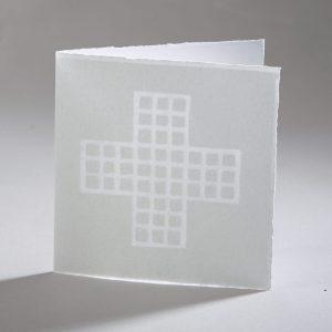 Kortti neliö / Symbols Cross-0