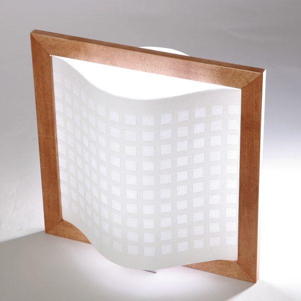 Valaisin / Ikkuna - Ruskea-0