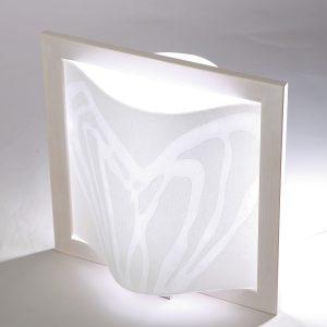 Valaisin / Siipi - Valkoinen-0