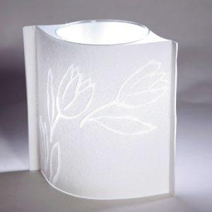 Valolyhty 20 cm / Tulppaani-0