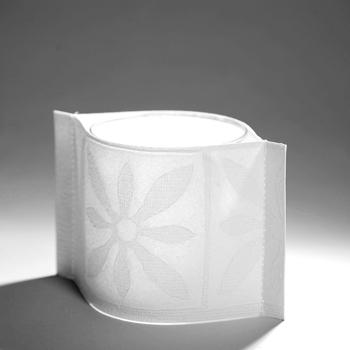 Valolyhty 10 cm / Kukka-0