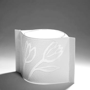 Valolyhty 10 cm / Tulppaani-0