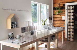 Paperivalo shop on ihana designputiikki Tornion Karungissa